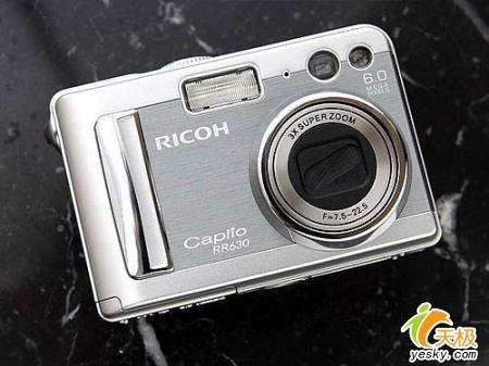 便宜有好货理光600万全手动相机1380元