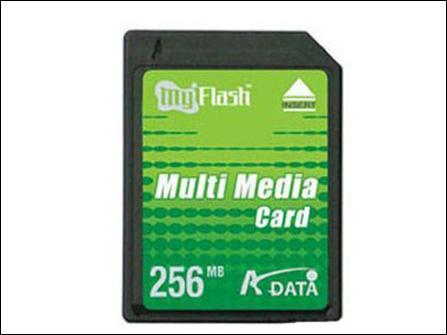 容量随心扩展各式可插闪存卡MP3导购