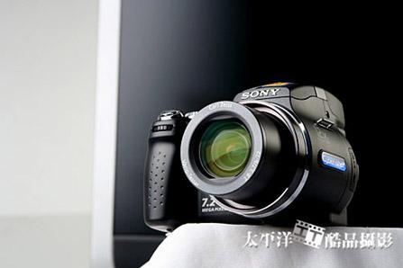 3寸屏加12倍防抖索尼长焦H5完全评测