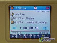 音质好还能看视频五款动心大牌MP3导购(4)