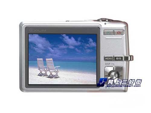 给足面子十款超大液晶屏数码相机导购