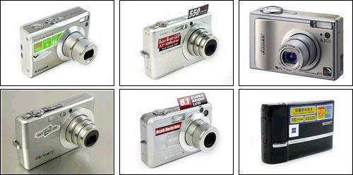 坚持到底推荐六款电力持久的数码相机