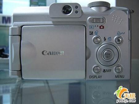 突破2K大关佳能入门A610相机售1900元