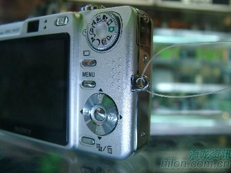 真实影像处理器索尼W50相机只要2200元