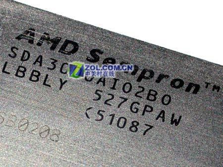 CPU价格战再起AMD754针脚闪龙全线导购(5)