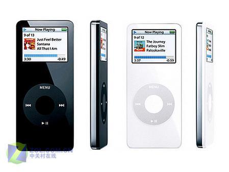 7日MP3:苹果iPod缺货iriver猛降至最低