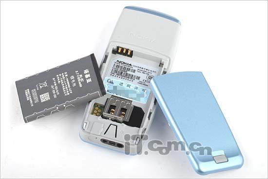 简约直板诺基亚入门级FM手机2310评测(8)