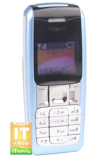 简约直板诺基亚入门级FM手机2310评测