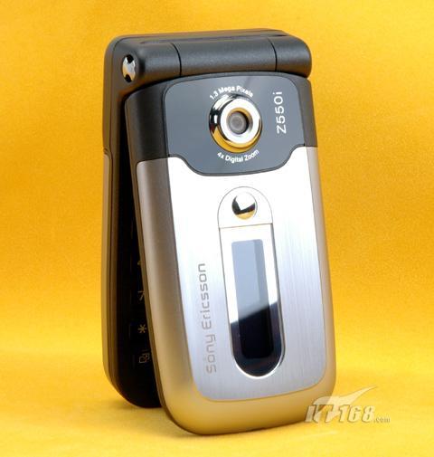 全国首发索爱百万像素Z550c详细评测