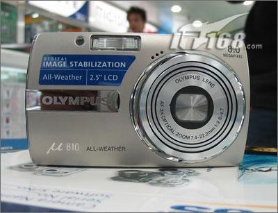 送256卡奥林巴斯800万相机仅2850元