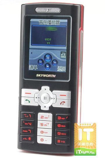 手机又有新玩法创维闪信手机T600评测