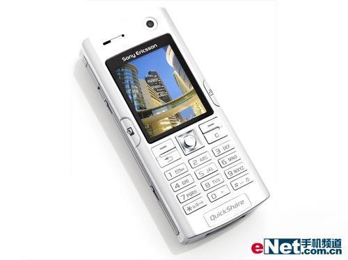金属之美索爱3G手机K608仅售1250元
