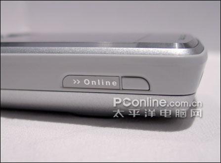 入门直板机索爱UBC亮屏手机K310不到千元