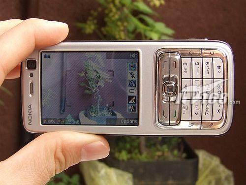 捕捉完美诺基亚N73拍摄效果专项评测