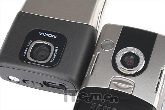 存储之王诺基亚N91与三星i308终极对决(5)