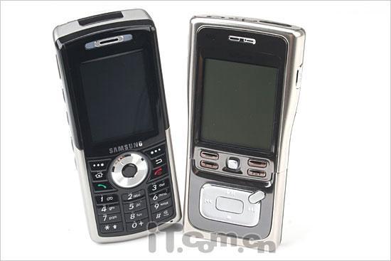 存储之王诺基亚N91与三星i308终极对决
