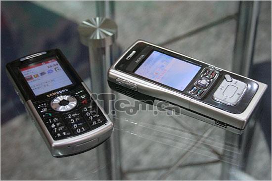 存储之王诺基亚N91与三星i308终极对决(15)