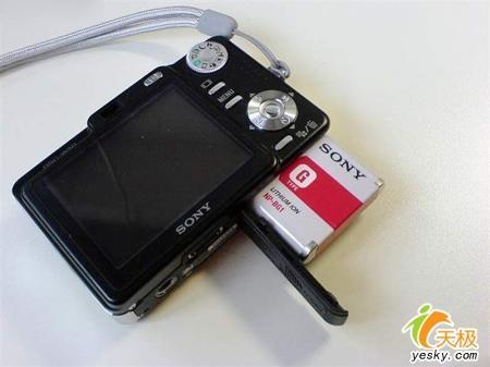 600万入门卡片DC索尼W50相机售2000元