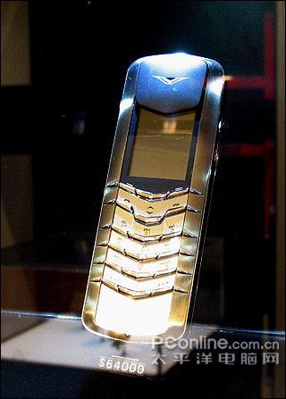 手机中的贵族诺基亚Vertu精品图鉴(4)