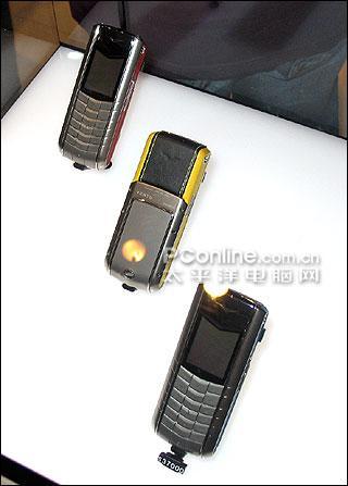 手机中的贵族诺基亚Vertu精品图鉴