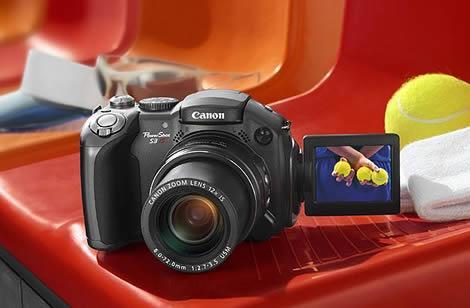 精挑细选大变焦民用数码相机完全推荐