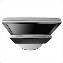首款滑盖索尼TAV-L1多位一体家庭影院系统