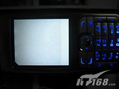 充电花屏国行诺基亚N70手机惊现充电BUG