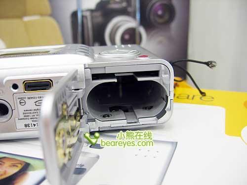 不到千元的柯达500万像素时尚数码相机