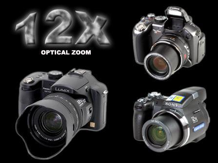 大炮对大炮三款主力长焦相机对比导购
