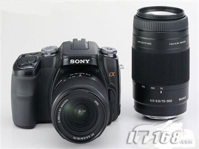 [上海]专业相机索尼单反α100降至6480元