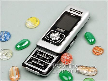 玲珑机身LG百万像素MP3手机G259仅1999