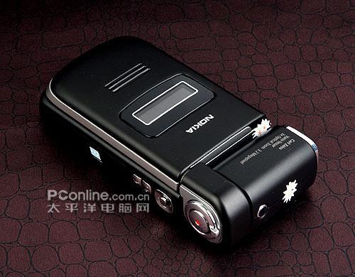 绝代智尊诺基亚蔡司镜头酷机N93图赏