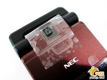超薄折叠机NEC双屏手机NK售价2690元