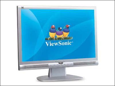 轻松高清优派19寸宽屏液晶电视仅2599元