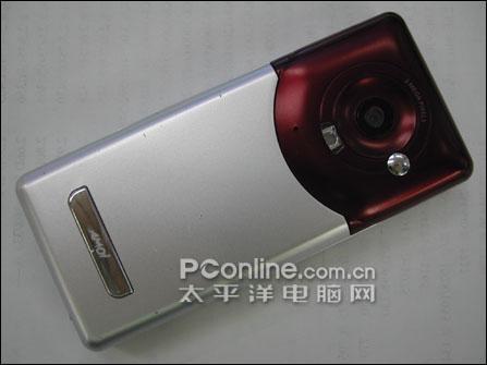 200万像素夏新支持TVout手机A665仅1599元