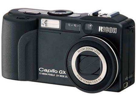 性能不俗价格低廉理光GX相机特价甩