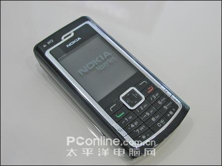 狂降700元诺基亚唯美智能机N72降至3780元