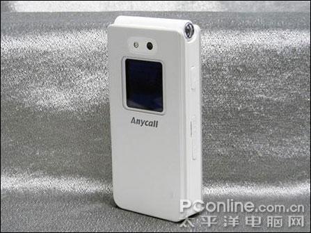 吸人眼球三星音乐手机E878售2710元