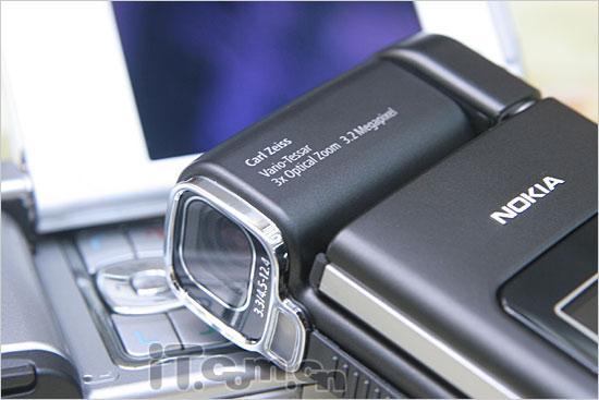 手机 诺基亚/图为:诺基亚N93手机