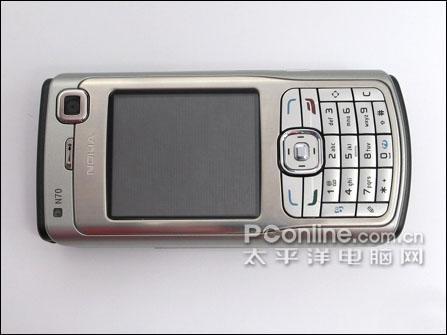 200万像素诺基亚智能手机N70跌至2799