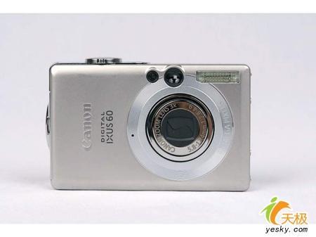 时尚卡片机佳能IXUS60相机只卖2480元