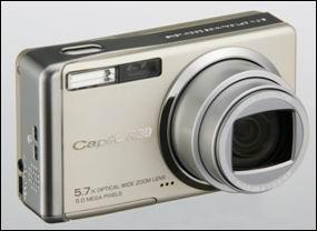 全线掌握理光家族数码相机产品大聚会