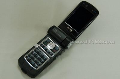 320万像素诺基亚3G智能强机N93跌至6980