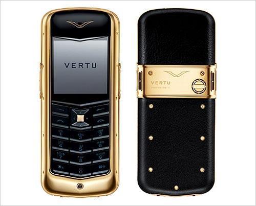 奢华家族新成员Vertu发布Constellation