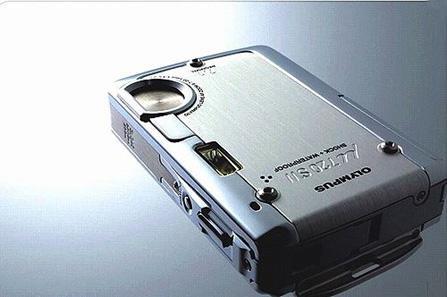 实力不俗2006年高感光度数码相机盘点(2)