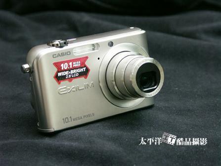 实力不俗2006年高感光度数码相机盘点(7)