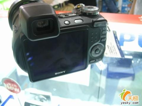 比较有看头索尼12倍长焦相机H5仅3700