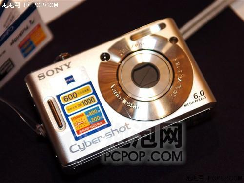 超凡实力十款经济型超值数码相机盘点(8)