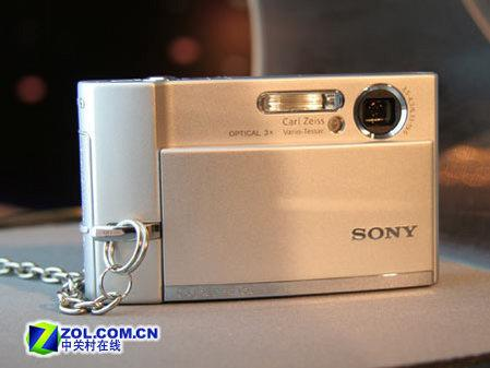 带1GB记忆棒索尼光学防抖T30卖3400元