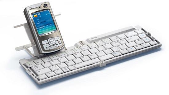 可用作VoIP手机诺基亚将推互联网版N80(2)
